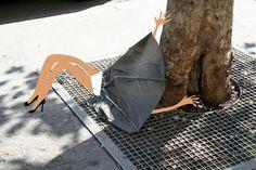 Rubbish Street art Or the invisible stories of... | Mi cajita