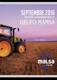 #September #agricola #maquinaria