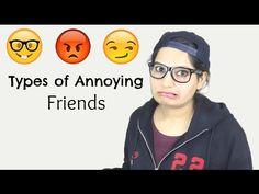 Ever felt like slapping a friend? Maybe you will after watching this.. #YouTubeVideo #AnnoyingFriends  https://youtu.be/L1xTpDsKD4U @YouTube