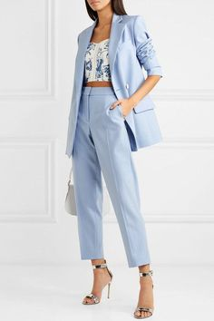 Women suits :the new cool - Fashion Beau Suit Fashion, Look Fashion, Fashion Outfits, Womens Fashion, Business Outfits, Business Attire, Business Casual, Classy Outfits, Casual Outfits