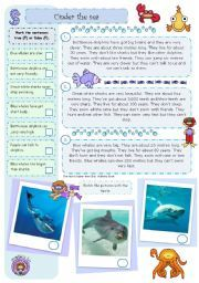 English worksheet: 20,000 Leagues under the Sea | Projects to Try ...