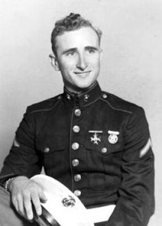 Private First Class Whitt L. Moreland, US Marine Corps Medal of Honor recipient Kwangch'i-dong, Korea May 29, 1951.