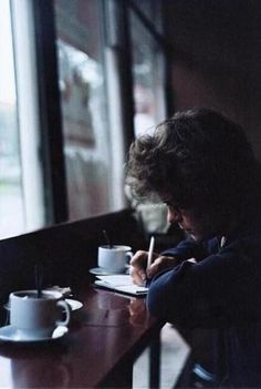 """""""meeting harry styles in a coffee shop and when ur gone he cant forget about u so he starts writing about u bye"""" Wattpad Cover Template, Wattpad Book Covers, Wattpad Books, Coffee Shop Aesthetic, Inspirational Quotes Pictures, Quote Pictures, Coffee Pictures, He Loves Me, Good Vibes"""