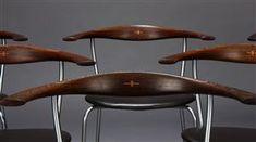 H. J. Wegner JH 701 Johannes Hansen Table, Furniture, Home Decor, Auction, Decoration Home, Room Decor, Tables, Home Furnishings, Desks