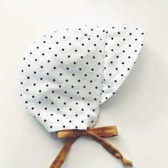 The Polka Dot Sun Bonnet Handmade Baby e9162f5d55b3