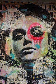 Brooklyn Street Artist Dain
