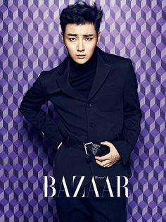 Bazaar korea june 2013 -Yoon Si yoon