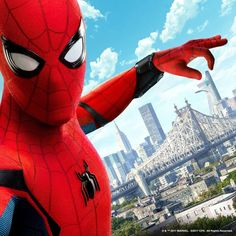 #SpiderMan : トム・ホランド主演の「スパイダーマン : ホームカミング」が、実は思いがけないマーベルのヒーロー映画のキャストを起用して、愉快なネタを仕込んでいたらしいことを明らかにした ! ! - #CIAMovieNews