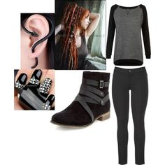 Untitled #398 by sarabray on Polyvore featuring polyvore fashion style maurices