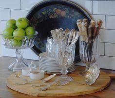 Kitchen vignette.  6-2 romance 14