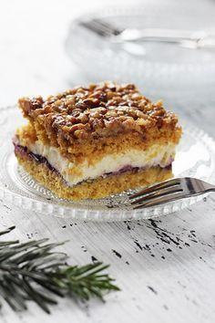 Orzechowiec idealne ciasto na święta i nie tylko!