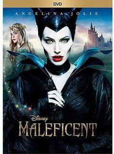 "Disney ""Maleficent"" DVD"