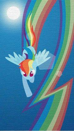 So rainbow much dash