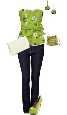 Would rather have Sandals than the Platforms -- LOLO Moda: Stylish women outfit sets 2013