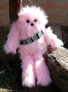 Pink Chewie!