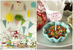 Eulen-Party zum 6. Geburtstag | SASIBELLA