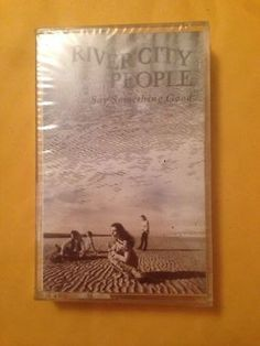 River City People Say Something Good Cassette Tape New Sealed folk