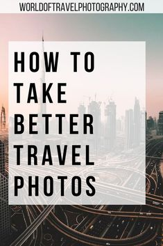 If you want to take your travel photography to the next level then you need to know the basic rules and tips. Follow these 6 tips and tricks and you'll be well on your way to becoming a successful travel photographer.  #Travel #Photography #Tips