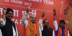 MCD Polls: BJP Promises Social Security For Unorganised Sector, Rs 10 Food
