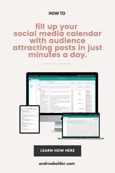 With The Viral Content Startup Kit you Can Fill Your Social Media Calendar with Content that EDUCATES, ENGAGES, AND INSPIRES In Just a few minutes a day so that you can STOP wasting time writing crap content that isn't getting results! Click to get 365+ days of fill-in-the-blank social media posts, blog posts and livestream ideas! content marketing || content calendar | content strategy || social media || social media marketing || content || social media posts || facebook posts || pinterest