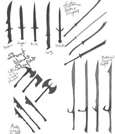 понятия оружия slaine69