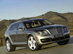 2014 Bentley SUV, no price or Name yet, but estimates for price run around $175000