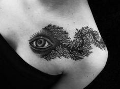 Heavy tattoos by Rafael Delalande