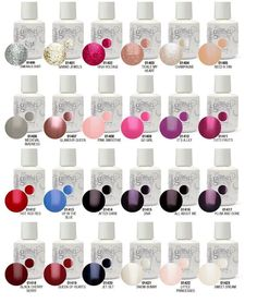 gelish new swatches