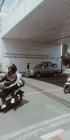 Pidi Baiq Quotes, Tumblr Quotes, Qoutes, Dilan Quotes, Bandung City, Photo Wall Collage, Amazing Destinations, Spongebob, Caption