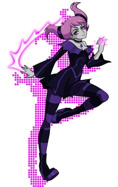 teentitans jinx many outfits - Google Search