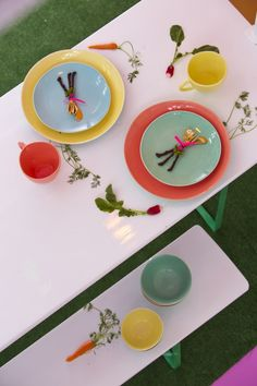 RICE Portuguese Tableware