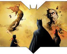 Batman/Superman Annual 1     Pak. Lee. Chung. Rocafort.