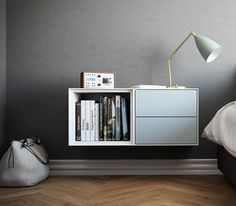 Møbler | Møbler fra Svane Køkkenet til hele huset Dresser As Nightstand, Floating Nightstand, Home Bedroom, Bedrooms, Interior Design, Retro, Architecture, Inspiration, Furniture