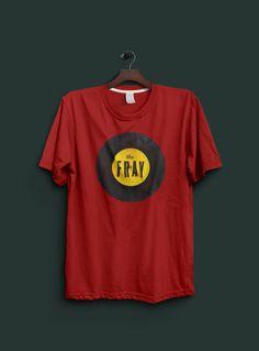 ac3272986e0f2a Alternative rock artists The Fray t-shirts