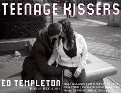 ED TEMPLETON   Teenage Kissers     Co-Curated by Arty Nelson     June 23—July 25, 2011   Reception: Thursday, June 23, 6-8 p.m.