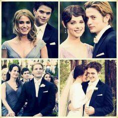 Edward & Bella's wedding album