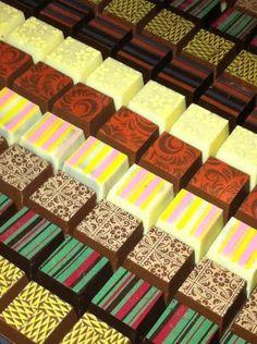 Our artisan chocolates