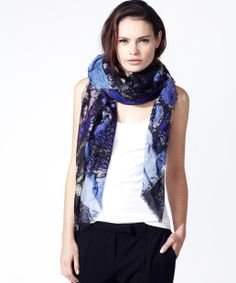 This @Lily and Lionel scarf is perfect for dressing up your t-shirt and jeans outfit. http://www.liberty.co.uk/fcp/categorylist/designer/lily-and-lionel