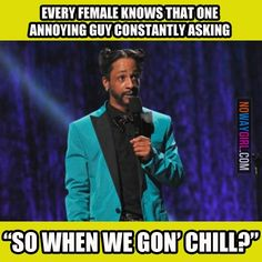 Katt Williams - truth!! lol