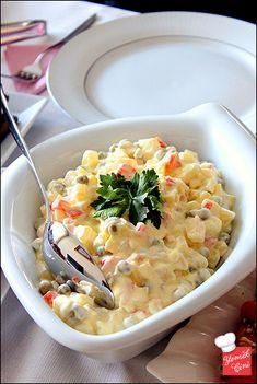 Yemek Cini » Salatalar & Mezeler