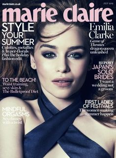 Emilia Clarke: Why I Turned Down Fifty Shades Of Grey | Marie Claire