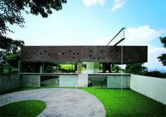 Rem Koolhaas villa Bordeaux