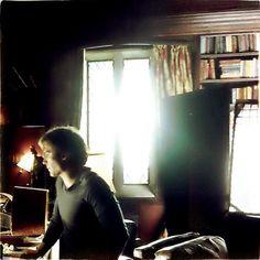 Ian Somerhalder BTS