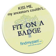 Find more fun Family History Month badges at http://www.facebook.com/findmypastus/photos_stream