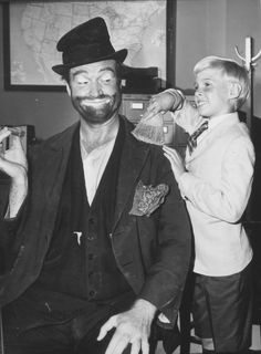 JAY NORTH  ON  THE  RED  SKELTON  SHOW .