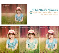 FREE photoshop actions. These have changed my photography completely! Love it!