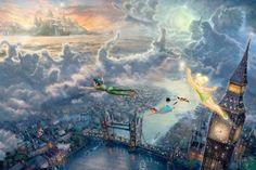 Disney Captured In Magical Paintings