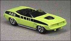70 Plymouth Barracuda