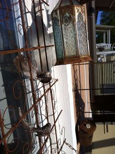 My rusty balcony
