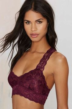 Stealing Hearts Racerback Lace Bralette, $20 | 27 Perfect Bralettes For Babes With Small Boobs